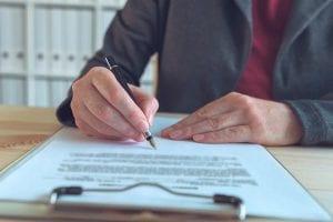 Como funciona o distrato de contrato de compra e venda?