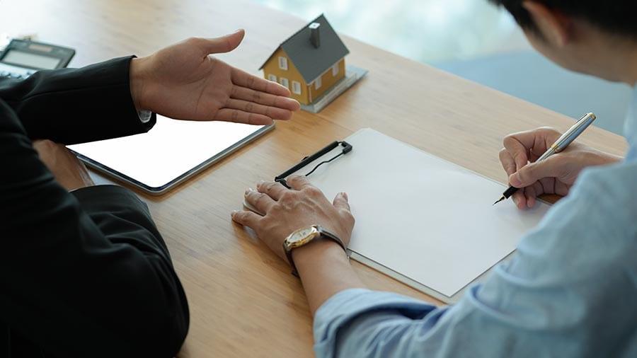 Os tipos de empréstimo com garantia