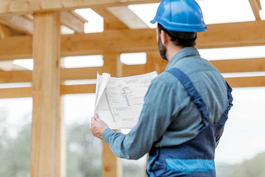 O que preciso para construir a minha casa?