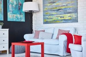 3 dicas para fazer decoração de salas pequenas