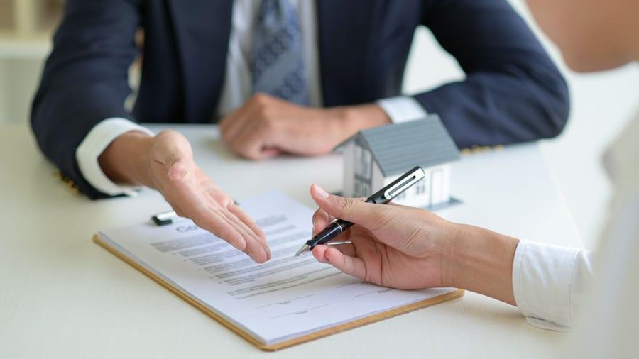 Empréstimo com garantia de terreno