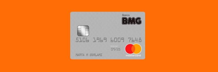 Cartão sem anuidade BMG