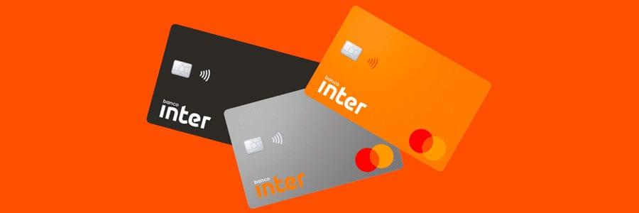 Cartão de crédito sem anuidade Banco Inter
