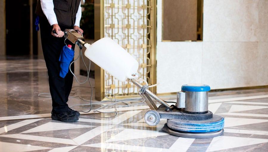 Zelador pode fazer limpeza?