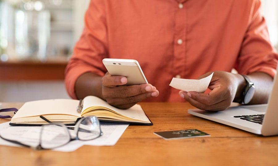 Dívida de cartão de crédito