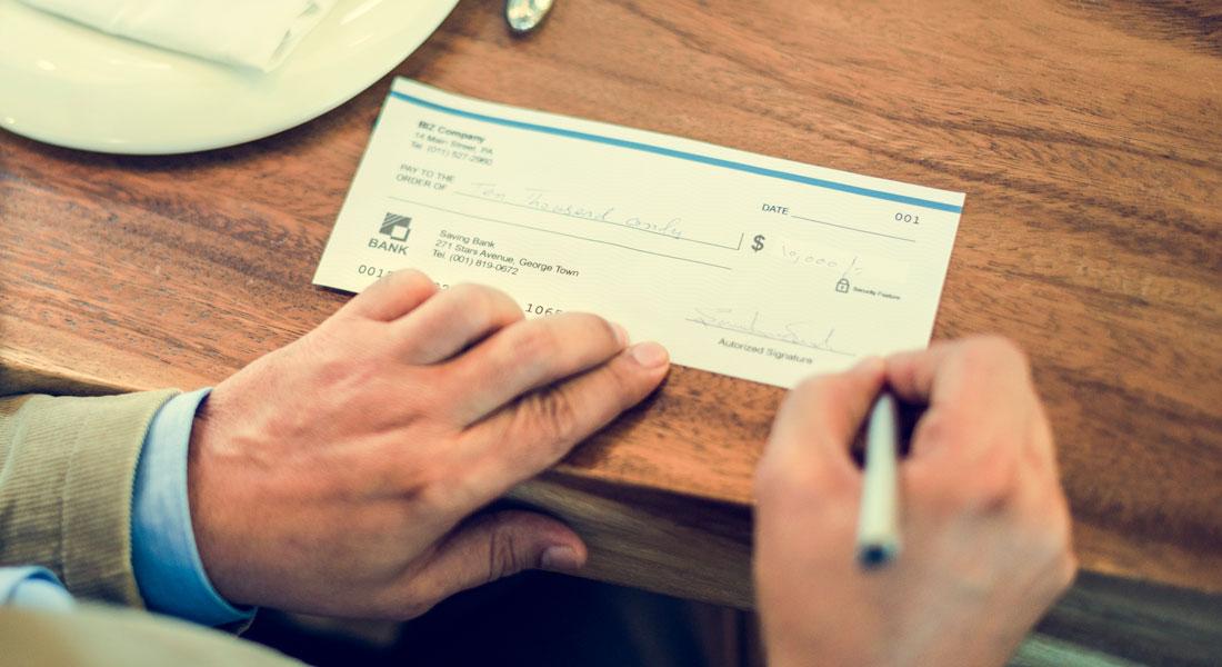 O que é um cheque visado? Saiba como funciona