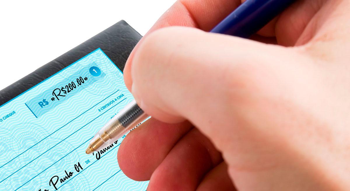 O que significa cheque endossado? Entenda como funciona