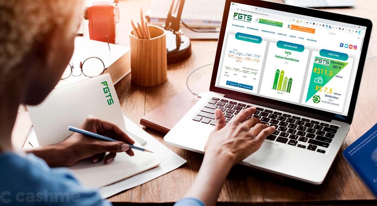 Como consultar contas inativas do FGTS?