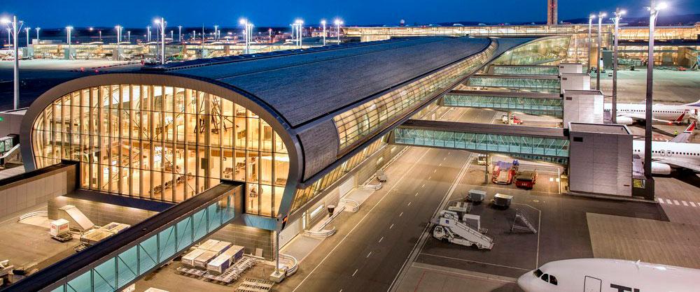 Aeroporto de Oslo
