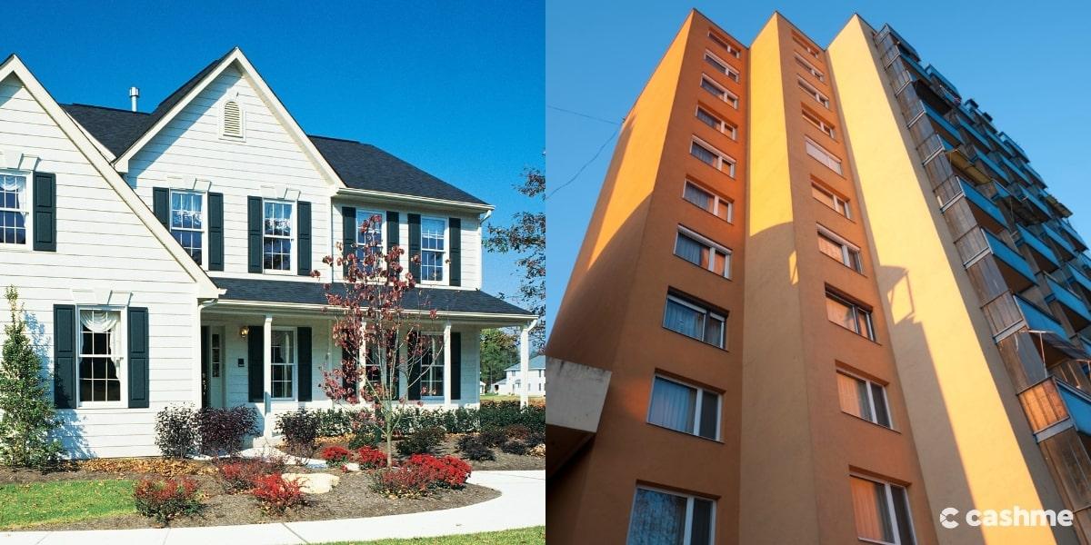 Casa ou apartamento: qual a melhor opção para morar?