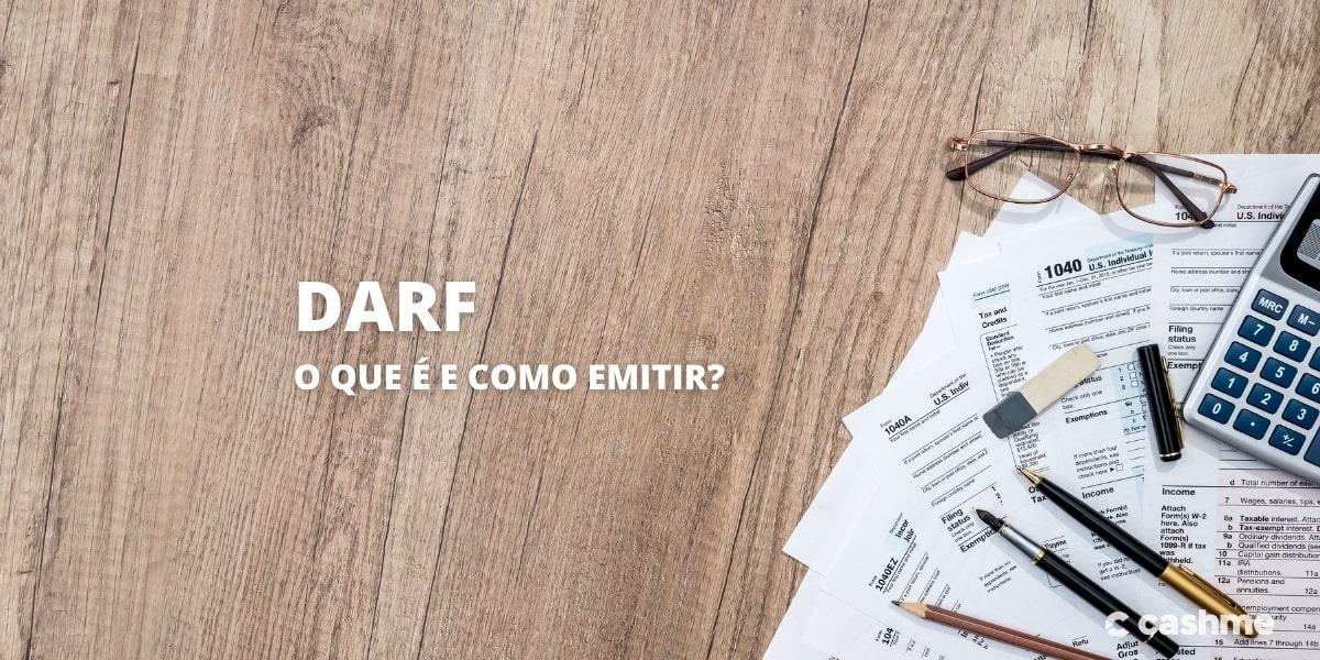 O que é DARF e como emitir?