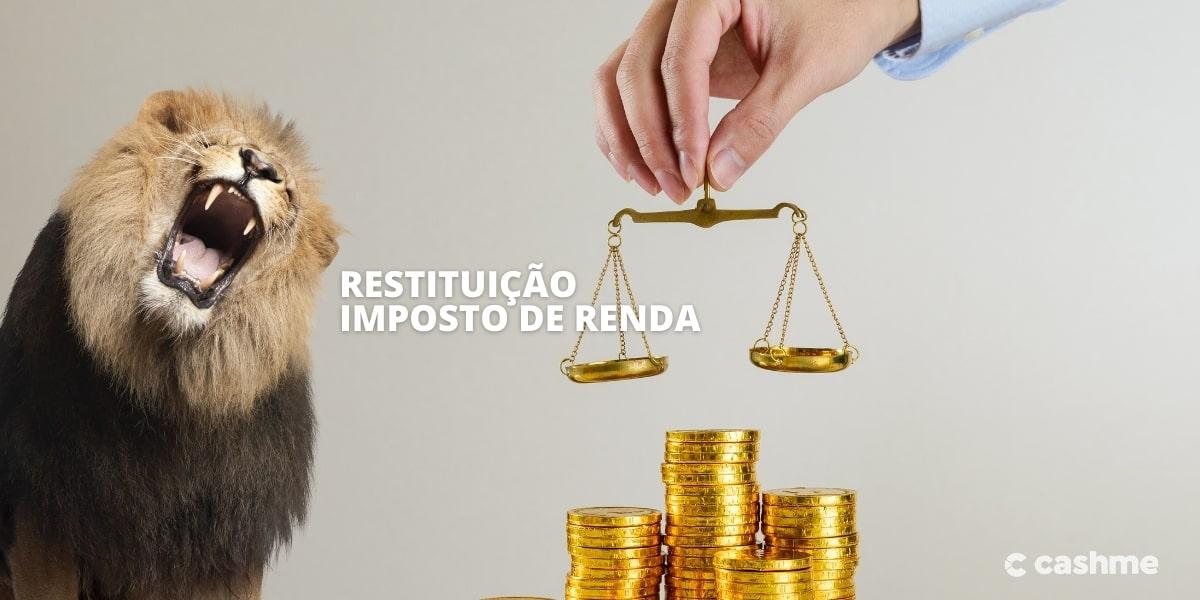 Confira calendário restituição imposto de renda 2021