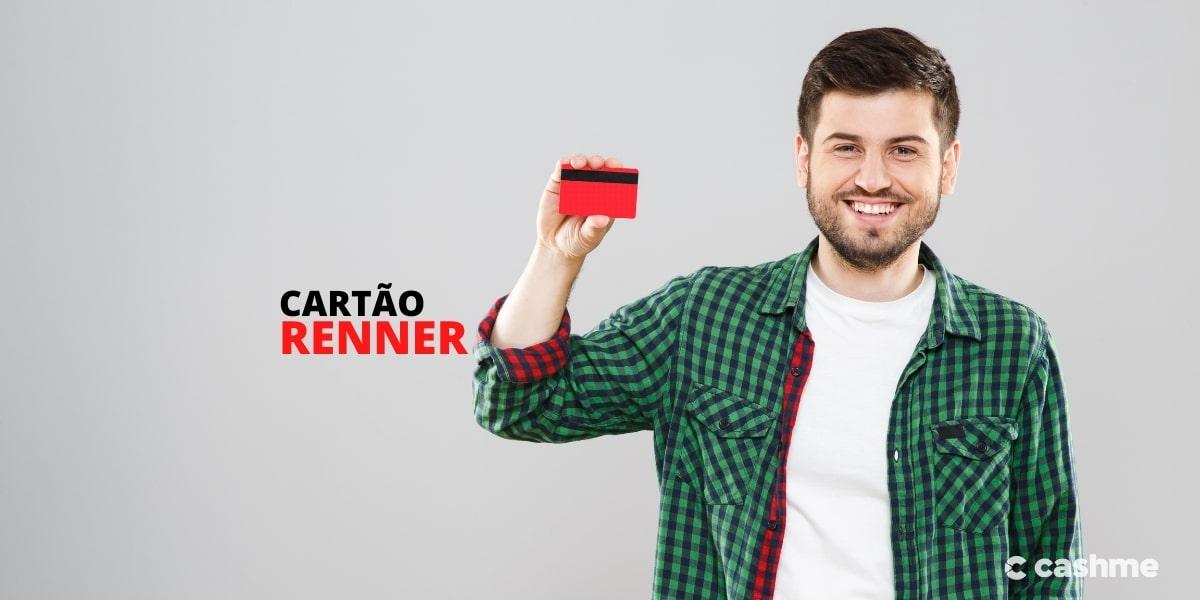 Aprenda como fazer cartão Renner