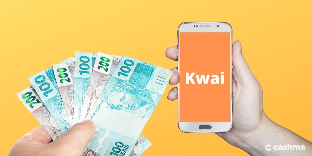 Aprenda como ganhar dinheiro no Kwai