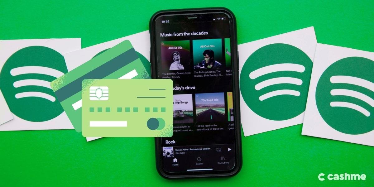 Gift Card Spotify: como funciona esse tipo de cartão