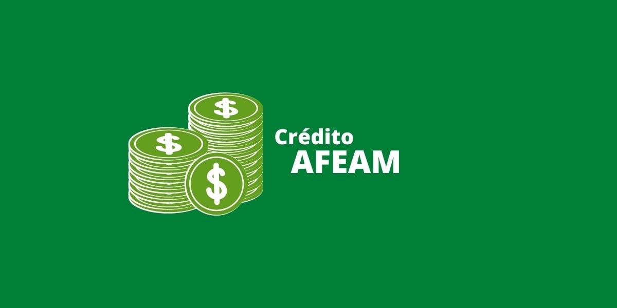 AFEAM Empréstimo: confira informações sobre esta linha emergencial