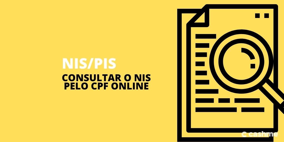 Como consultar NIS pelo CPF? Veja passo a passo