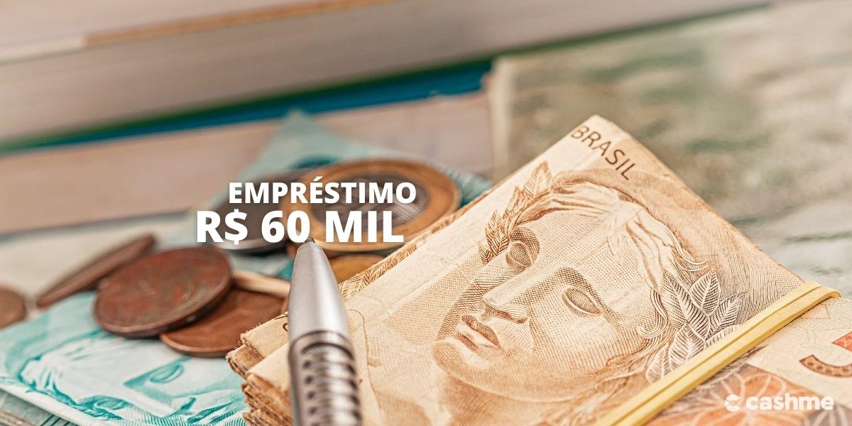 Confira o passo a passo para solicitar empréstimo de 60 mil